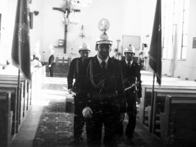 1999 r. Straż grobowa.