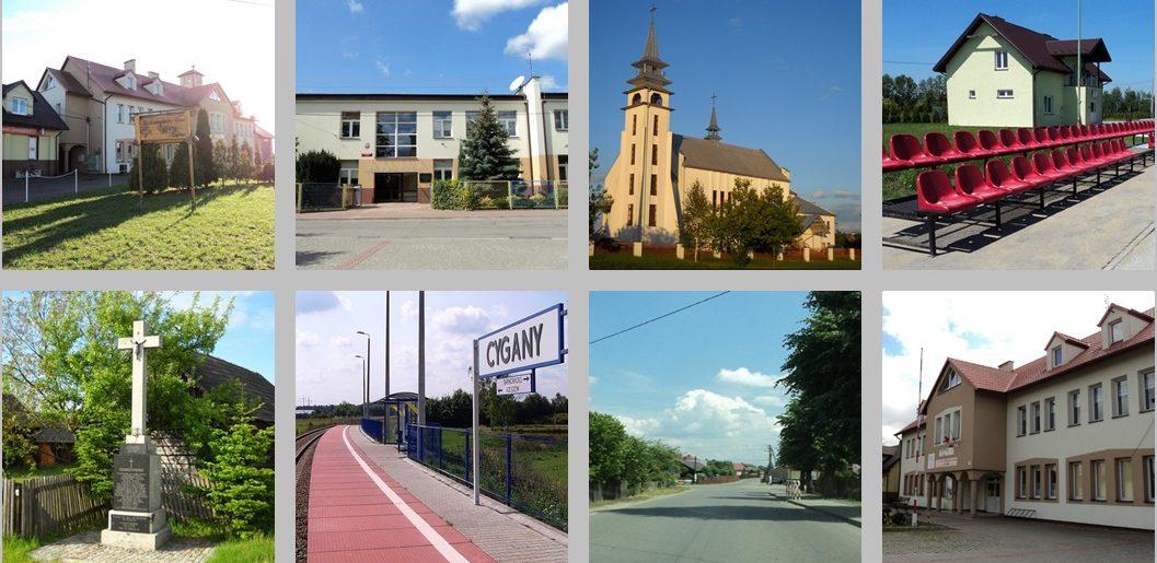 www.cygany.pl